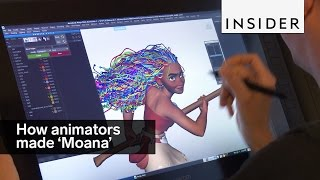 Download This is how animators nailed all the details in ″Moana″ Video