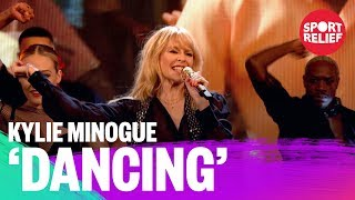 Download Kylie Minogue performs Dancing on Sport Relief 2018 - BBC Video