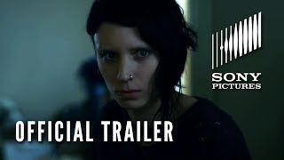 Download THE GIRL WITH THE DRAGON TATTOO - Official Trailer - In Theaters 12/21 Video