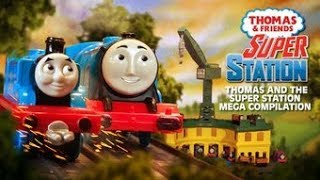 Download Thomas and the Super Station Mega Compilation | Thomas & the Super Station #7 |Thomas & Friends Video
