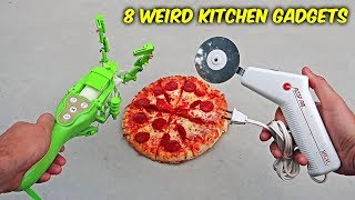 Download 8 Weirdest Kitchen Gadgets put to the Test Video