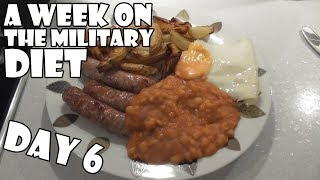 Download A Week On The Military Diet DAY 6 Video