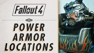 Download Fallout 4 - Power Armor Locations Video
