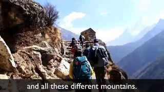 Download Trek to Everest Basecamp - The Full Experience! Video