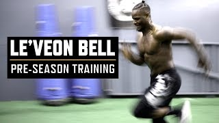 Download Watch Le'Veon Bell Crush This Pre-Season Speed Training Session Video