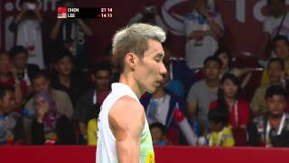 Download TOTAL BWF World Championships 2015 | Badminton Day 7 F M3-MS | Chen vs Lee Video