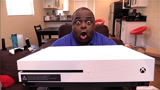 Download XBOX ONE S UNBOXING! [It's SO Pretty!] Video