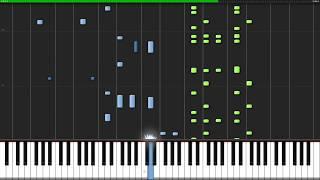 Download Lose Yourself - Eminem [Piano Tutorial] (Synthesia) // Nicholas Frega Video