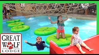 Download NYE AT GREAT WOLF LODGE INDOOR WATERPARK!! Video