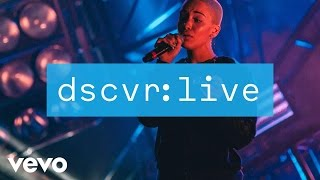 Download Jorja Smith - Something in the Way (dscvr Live) Video