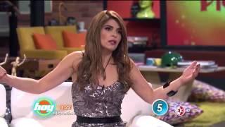 Download Itatí Cantoral DROGADA en el programa HOY / 2016 TELEVISA Video