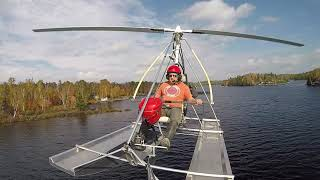 Download gyroplane Krucker gyro/trike 2018 Video