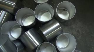 Download How to Make Aluminium Vessels? | Idli Plates | Bowls | Casting Aluminium | Spinning Workshop Video