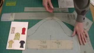 Download Example 1-Blouse-How to fit commercial patterns with Sure-Fit Designs Video