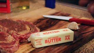 Download How To Cook A Ribeye Steak Like A Boss || #SoGood #Recipes Video
