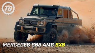 Download Mercedes G63 AMG 6x6 Review | Top Gear | Series 21 | BBC Video