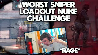 Download I used the WORST SNIPER RIFLE in COD Mobile and did the NUKE Challenge with it. *Intense iFerg Rage* Video