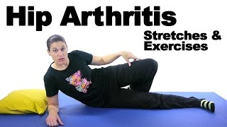 Download Hip Arthritis Stretches & Exercises - Ask Doctor Jo Video