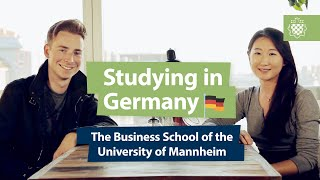 Download Studying in Germany: the Business School of the University of Mannheim Video