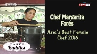 Download Taste Buddies: Filipina chef awarded Asia's Best Female Chef Video