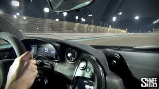 Download McLaren P1 Incredible HOT LAP Onboard Video