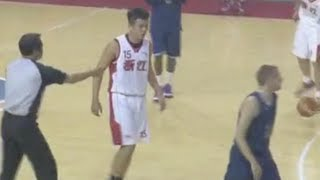 Download 6'7″ Chinese Pro trys to FIGHT The Professor after being EMBARASSED! Video