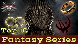 Download Top 10 Fantasy Series of All Time (2019 Update) Video