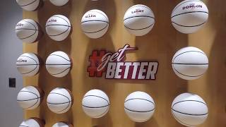 Download Men's Basketball New Locker Room Reveal Video