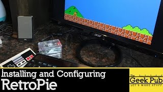 Download Setting up Retropie on a Raspberry Pi 3 for an Arcade Cabinet Video