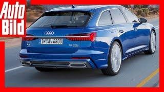 Download Audi A6 Avant (2018) Review/Details/Erklärung Video