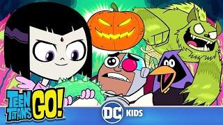 Download Teen Titans Go! | Spooky Titans | DC Kids Video