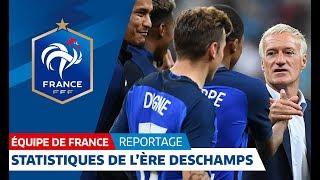 Download Equipe de France : les statistiques de l'ère Deschamps I FFF 2018 Video
