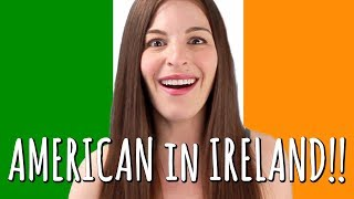 Download AMERICAN IN IRELAND!! 5 Surprising Things I Noticed Video
