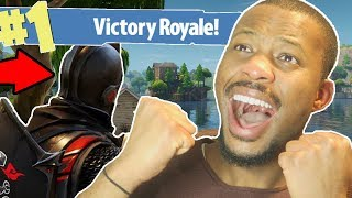 Download I WON MY FIRST SOLO GAME! | Fortnite Battle Royale Video