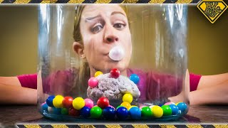 Download Blowing Bubbles in a Vacuum Chamber Video