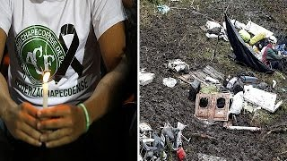 Download Football air crash - leaked tape shows plane 'ran out of fuel' Video