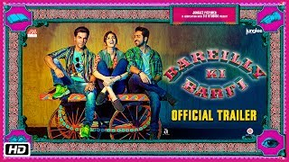 Download 'Bareilly Ki Barfi' Official Trailer | Kriti Sanon | Ayushmann Khurrana | Rajkummar Rao Video