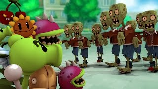 Download Minecraft   Plants vs. Zombies Mod in Minecraft! (Zombies Mod, PVZ Mod, Plants vs Zombies) Video