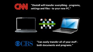 Download Easy Transfer of Programs and Files to New PC, Windows 10 Video