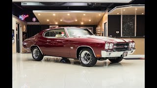 Download 1970 Chevrolet Chevelle For Sale Video