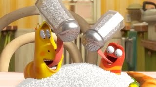 Download LARVA - Coma pouca sal | 2017 Filme completo | dos desenhos animados | Cartoons Para Crianças Video