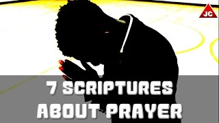 Download Bible Verses About Prayer - 7 Scriptures Episode 1 Video