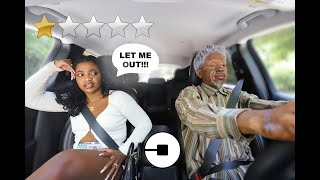 Download Picked My GIRLFRIEND Up In An UBER UNDER DISGUISE *gone wrong* Video
