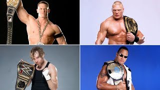 Download Meet every Superstar to hold the WWE Championship Video