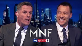 Download Gerrard, Scholes or Lampard - Who was the greatest? | John Terry & Jamie Carragher | MNF Q&A Video