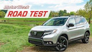 Download 2019 Honda Passport - The Two-Row Pilot | Road Test Video