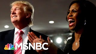 Download President Donald Trump's Bizarre Response To Omarosa's Claim He's A Racist | The Last Word | MSNBC Video