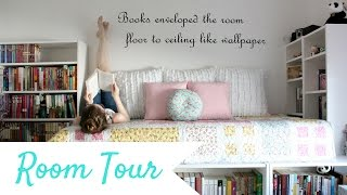 Download Room Tour | Lindsey's Lovely Library | {2017} Video
