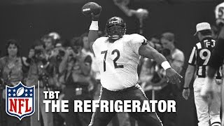 Download William ″The Refrigerator″ Perry & the Start of Big Man TDs | NFL Highlights Video