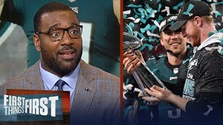 Download Chris Canty on the Eagles potential for continued success | NFL | FIRST THINGS FIRST Video